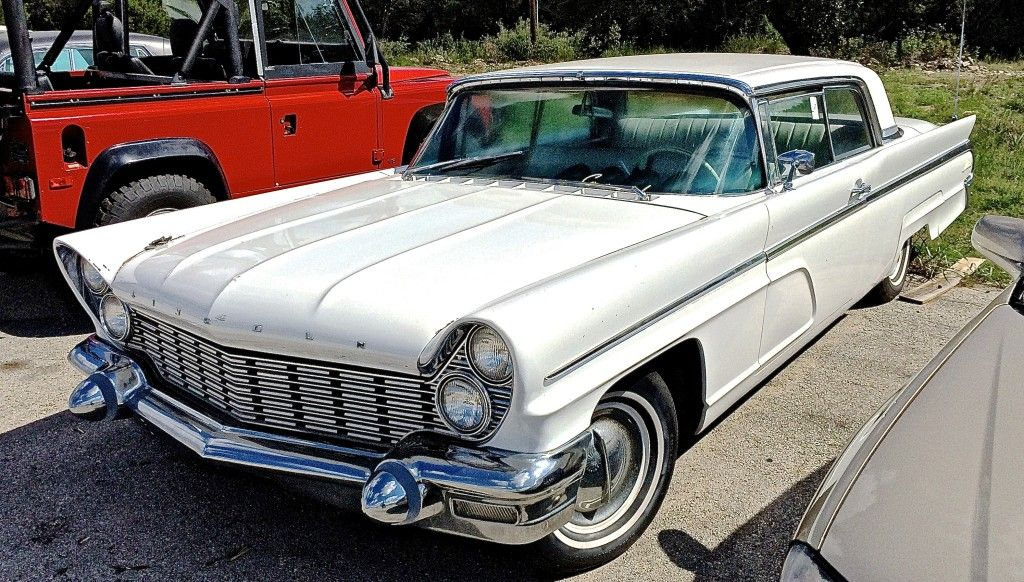 1960 lincoln hardtop coupe for sale on hwy 290 lincoln