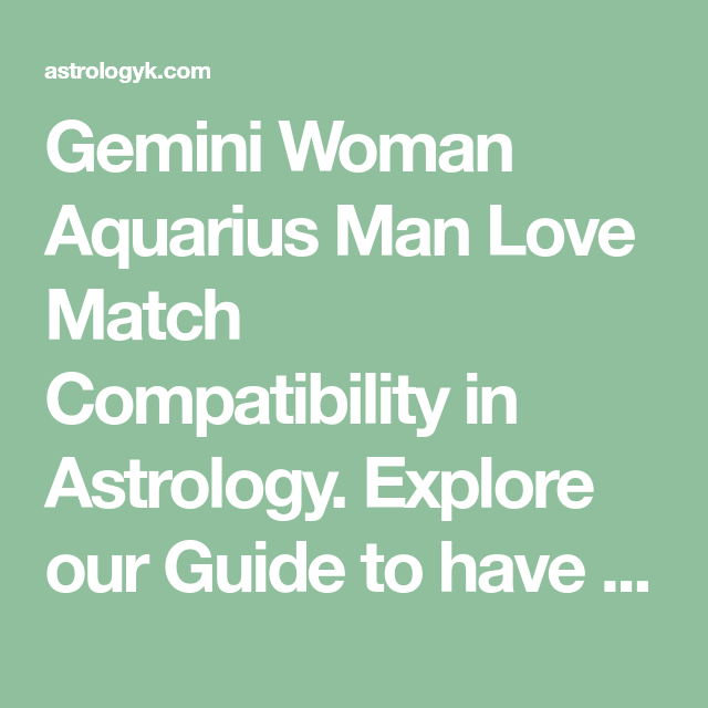 Aquarius zodiac compatibility guide understanding relationships love astrology