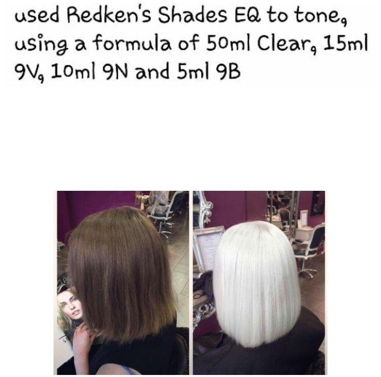Pin By Jill Stadelman On Redken Formulas Pinterest Hair Coloring