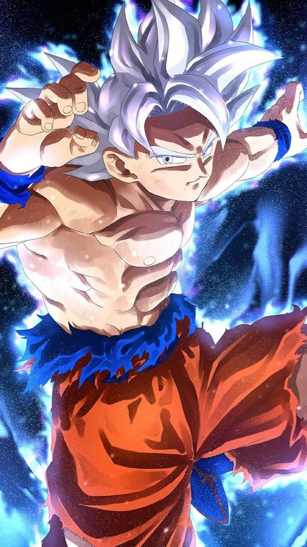 Goku Ssj Wallpaper For Android Best Mobile Wallpaper Anime Dragon Ball Super Dragon Ball Artwork Anime