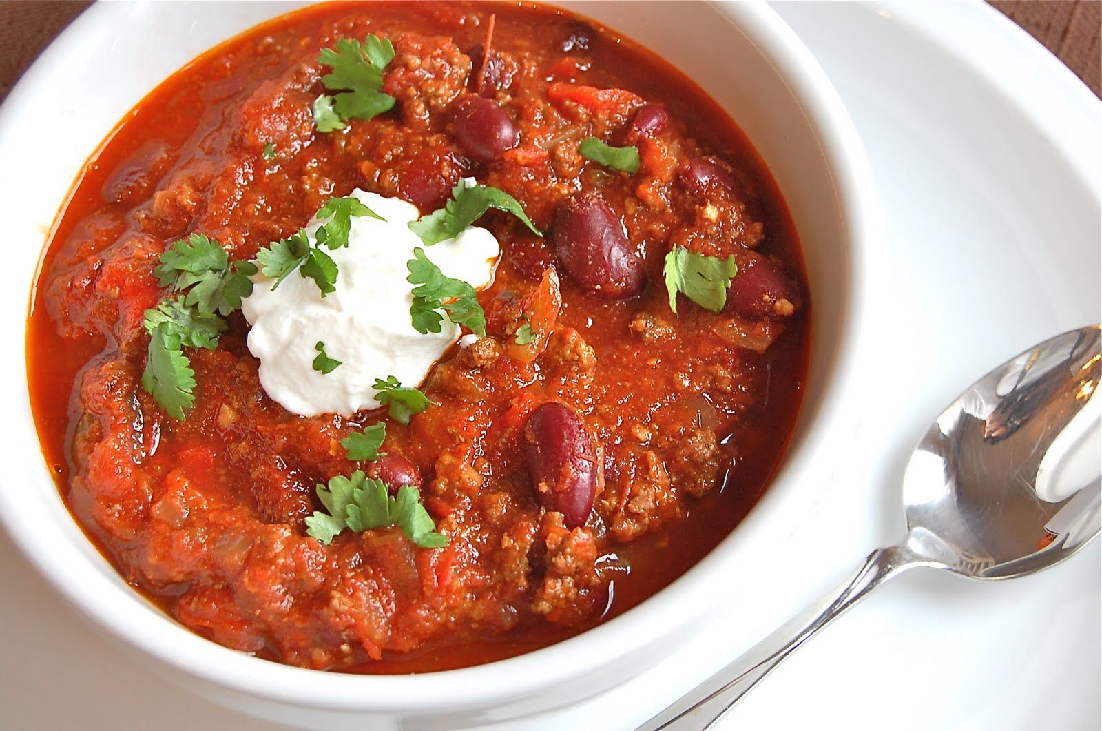 Chef Mommy: Classic Chili (Slow Cooker)
