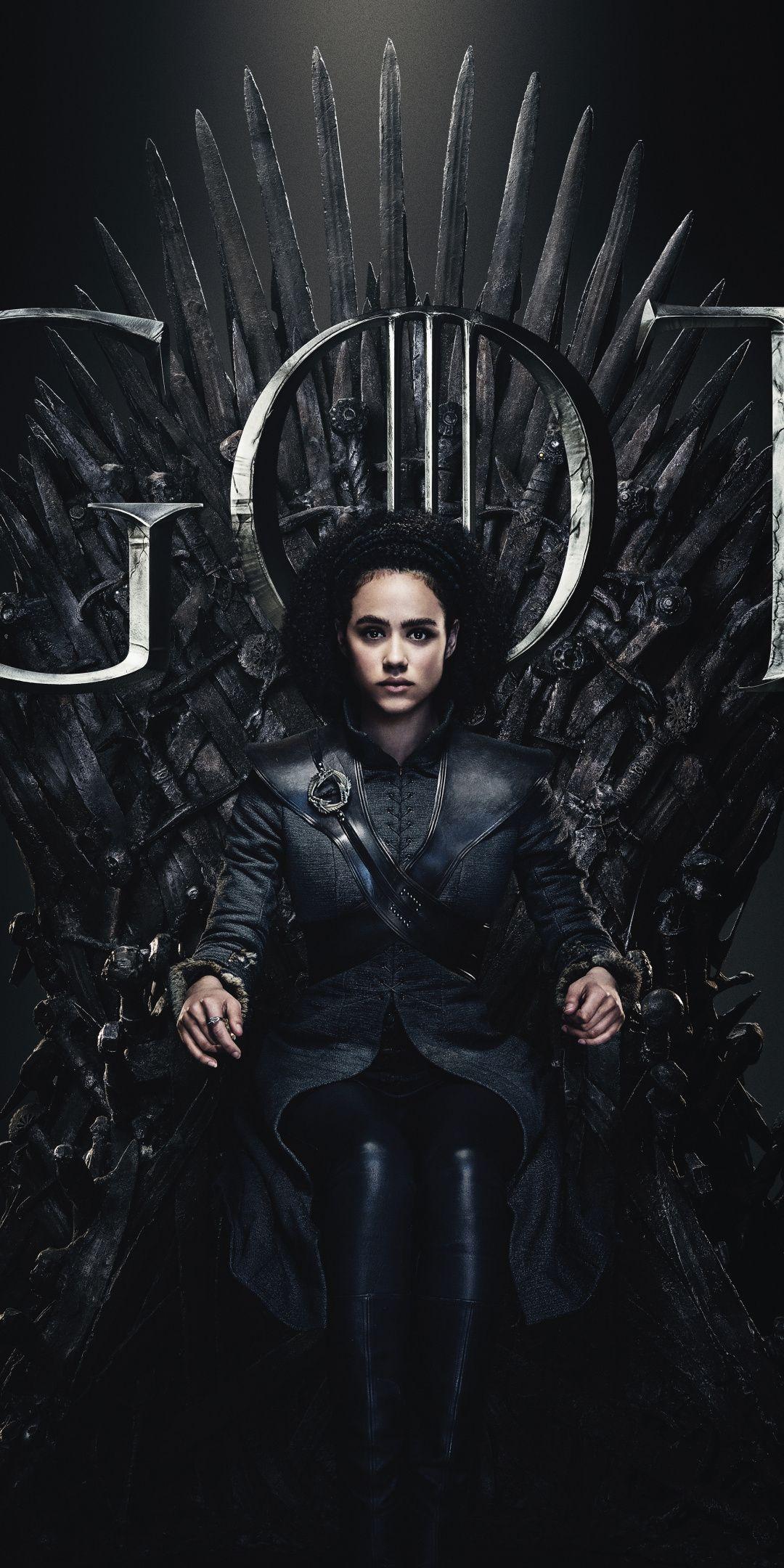 Nathalie Emmanuel Missandei Game Of Thrones Season 8 2019 1080x2160 Wallpaper Game Of Thrones Sansa Sansa Stark Sansa Stark Wallpaper