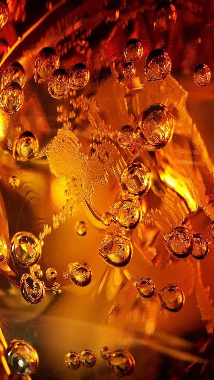 Samsung Galaxy S3 Wallpaper Honey Art Of Water Liquid