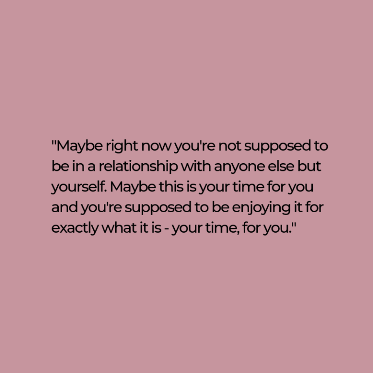 11 Single Girl Quotes For Manifesting Love