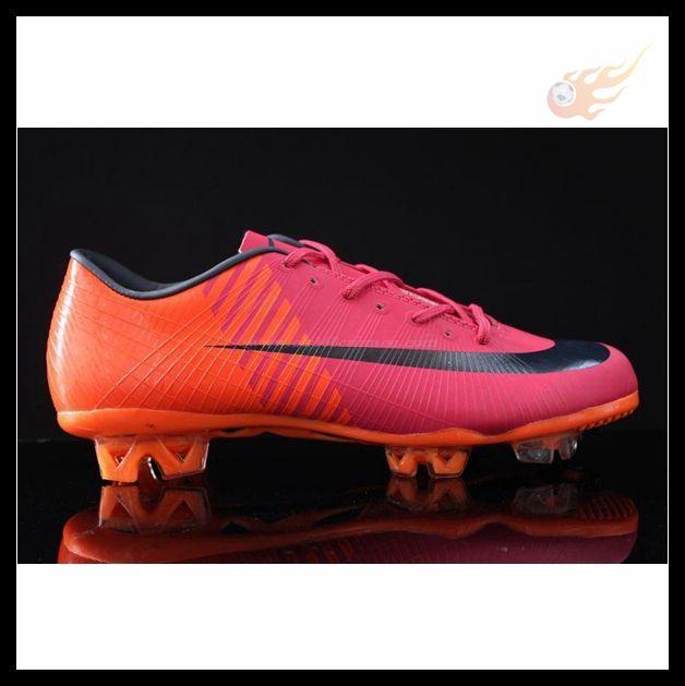 Nike Mercurial Vapor Superfly II Elite Pink Black Orange Soccer Boots  Eurosport cheap Nike Mercurial