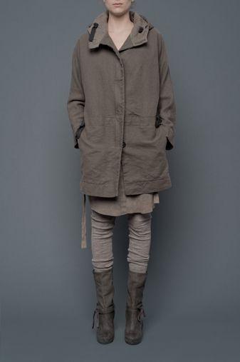 linen + cotton + wool