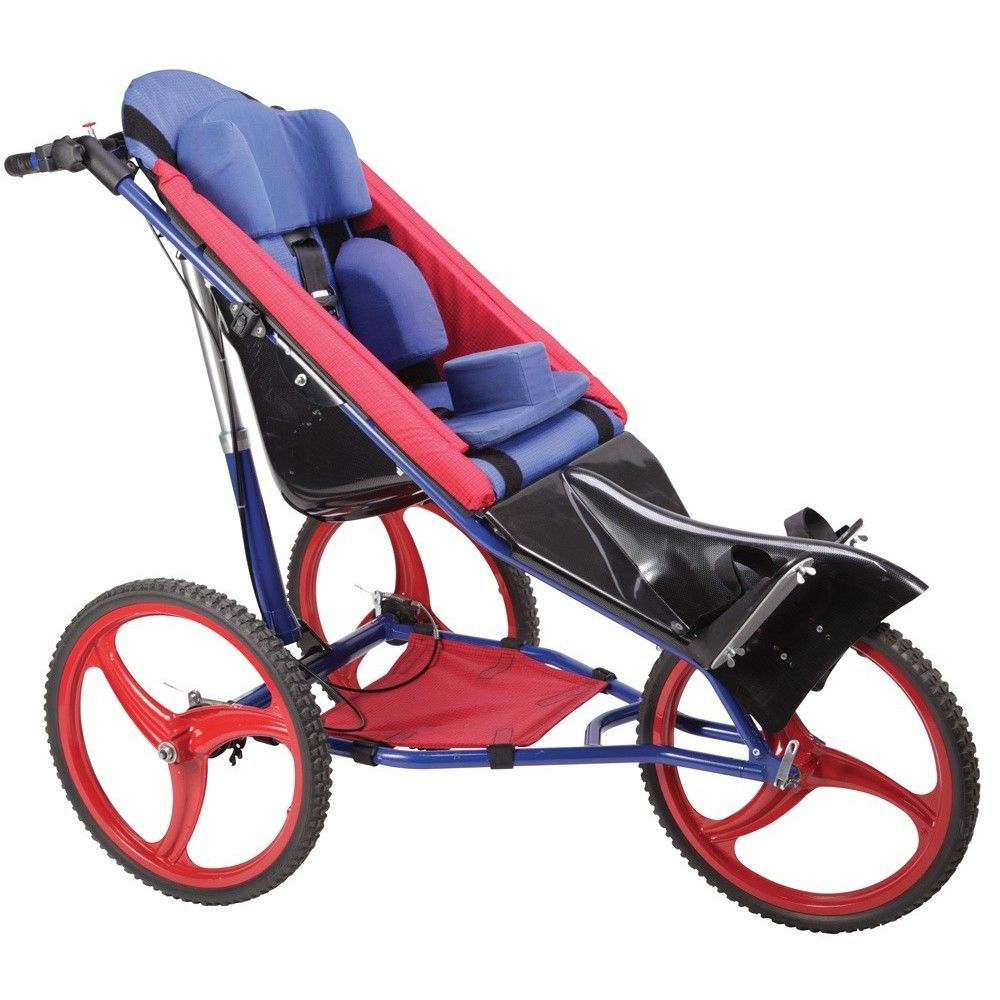 all terrain electric pushchair not actually electric