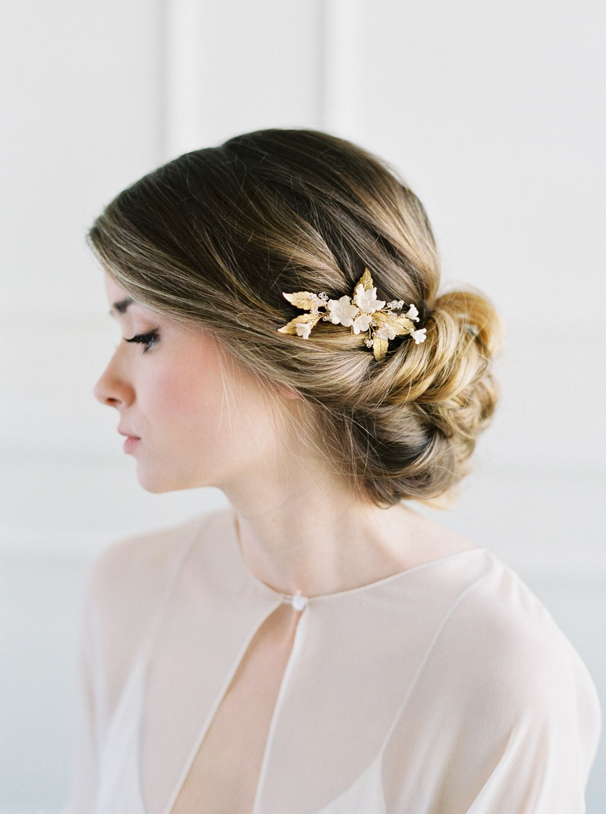 all about romance hairpieces & veils 2018 collection