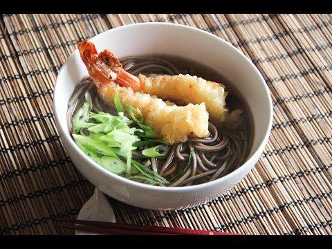 Tempura soba recipe japanese cooking 101 youtube japanese tempura soba recipe japanese cooking 101 youtube forumfinder Choice Image