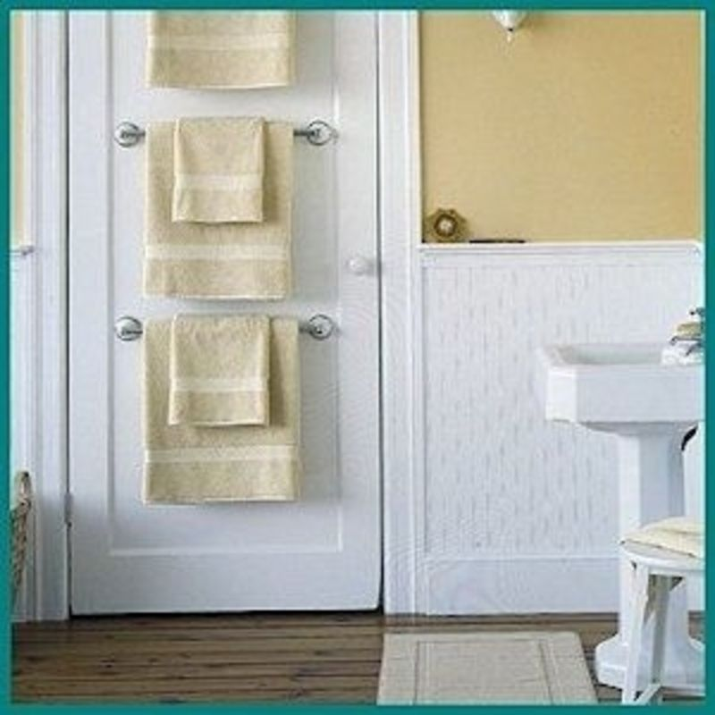 Multiple Towel Racks 48 Super Smart