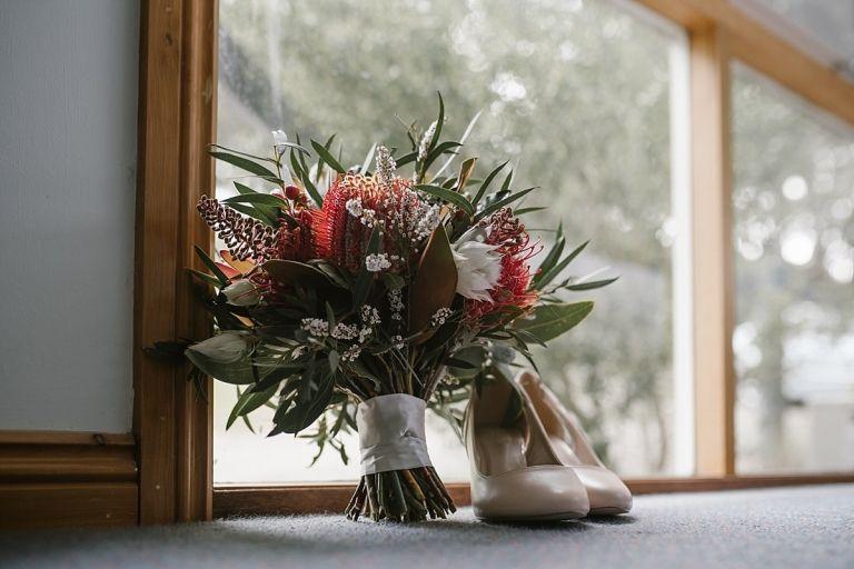 Carly Geoff Yarra Valley Estate Wedding Flowers Beautiful Weddings Christmas Wreaths