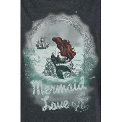 Photo of Arielle die Meerjungfrau Mermaid Love T-ShirtEmp.de