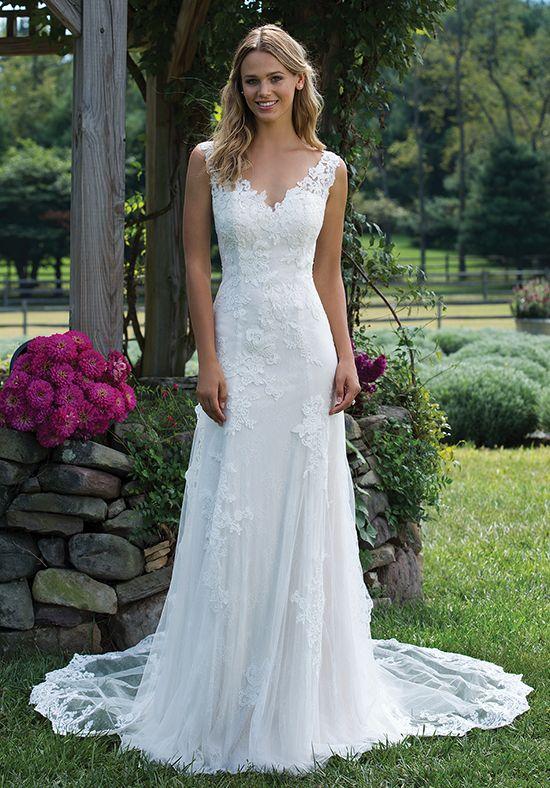 Justin Alexander wedding dress 3976 | http://trib.al/guqH6H7 ...