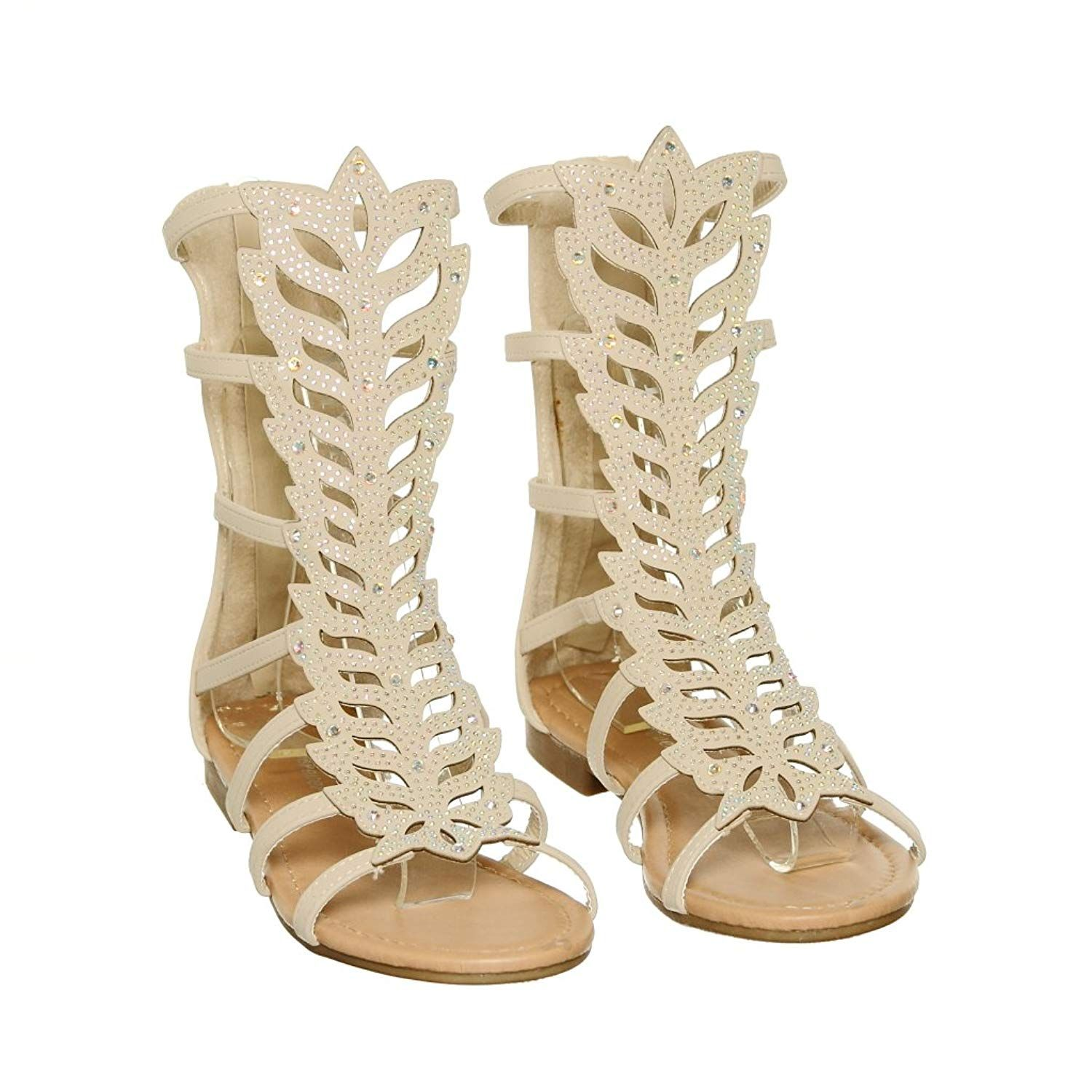 6db5210a32e Mid-Calf Length Gladiator Sandals   Read more at the image link. (This is  an affiliate link)  WomensSandals