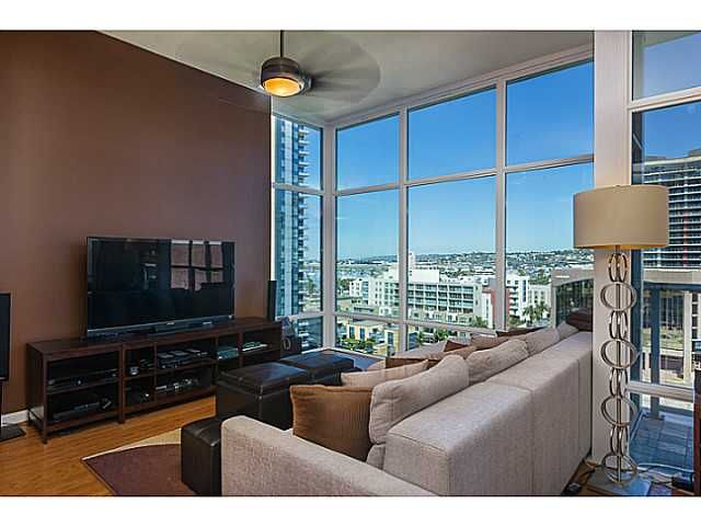 Downtown san diego condo for sale bedrooms kettner sapphire also rh pinterest
