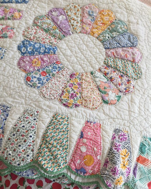 By Far, My Most Favorite Quilt Find Ever! Look At The