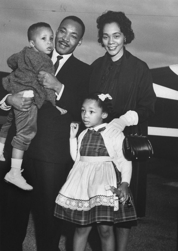 """''Exactly 50 years ago on Aug 28,1963 Martin Luther King Jr gave a speech which changed the world...""""I have a dream that my four children will one day live in a nation where they will not be judged by the color of their skin but by the content of their character. I have a dream today.''"""