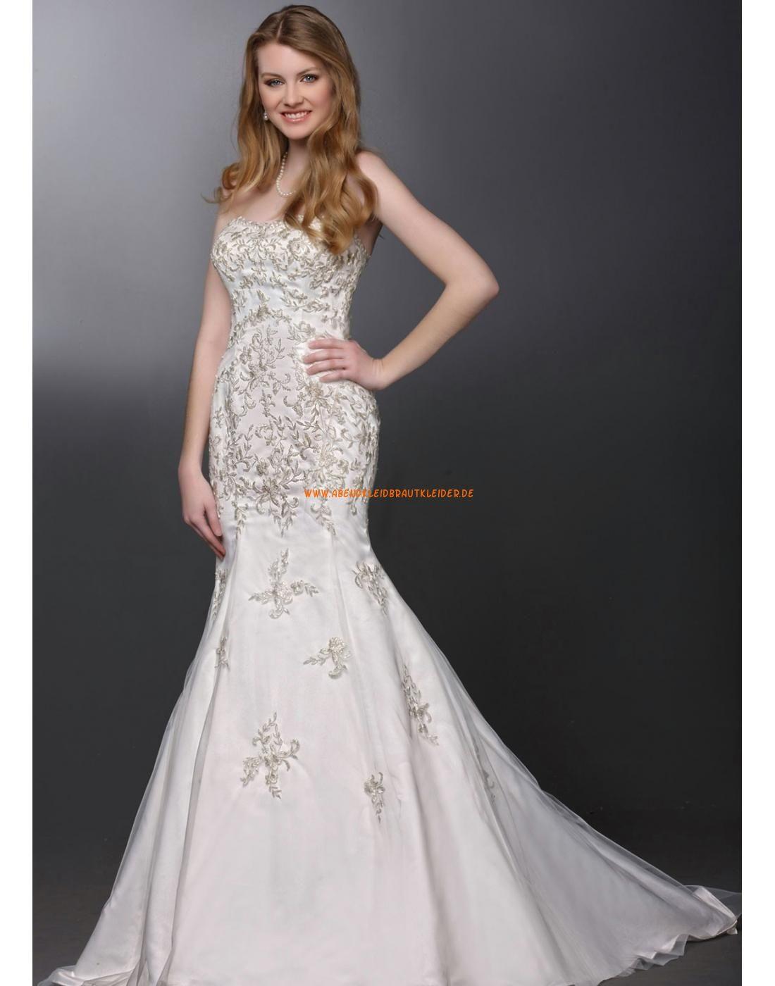 Davinci Meerjungfrau Schöne Elegante Brautkleider aus ...