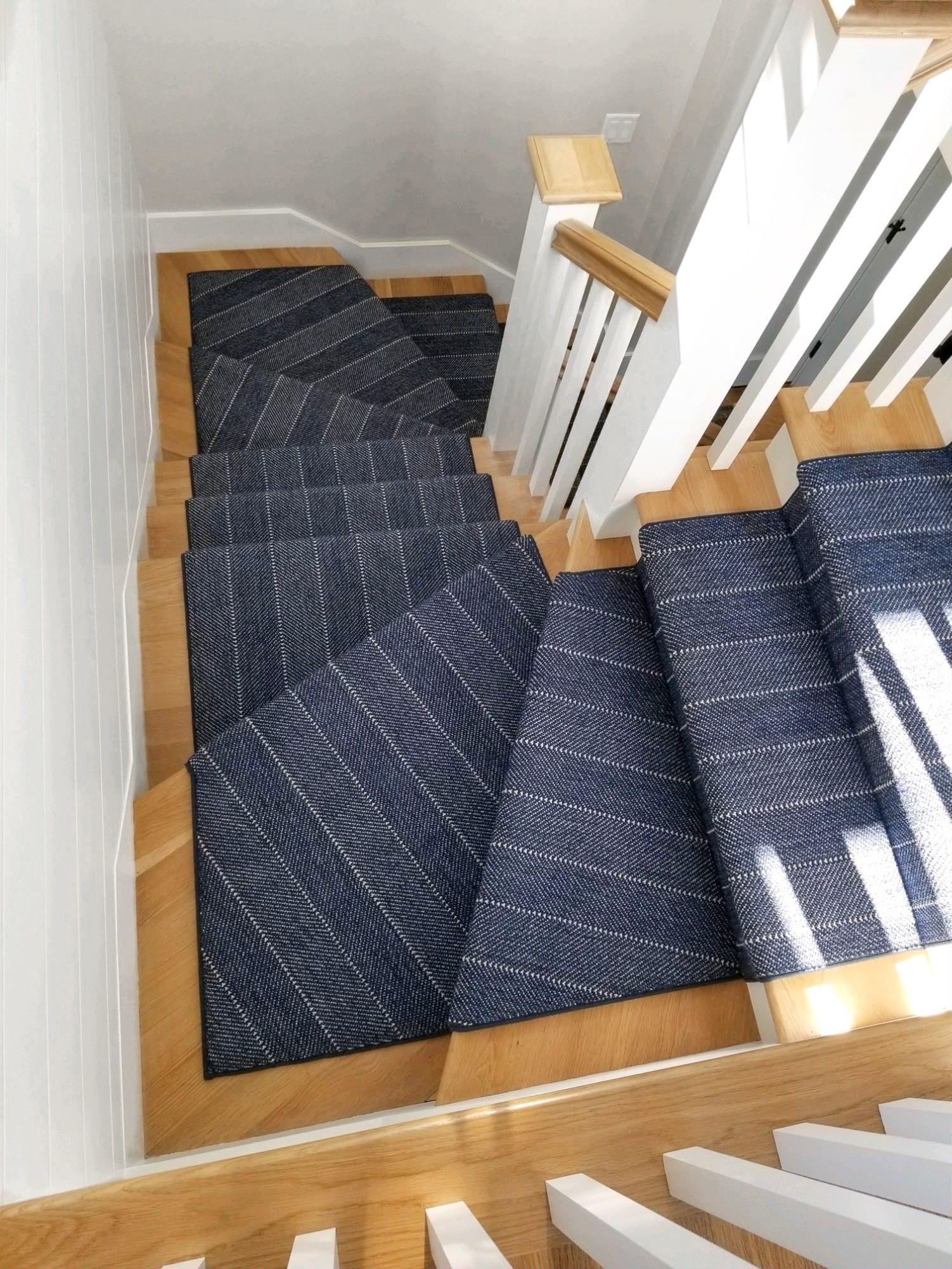 Nautical Stair Runner Flooring Trends Stair Runner House Styles
