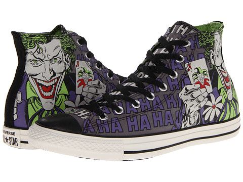 b466be2d28e2 Converse Chuck Taylor® All Star® Hi - DC Comics™