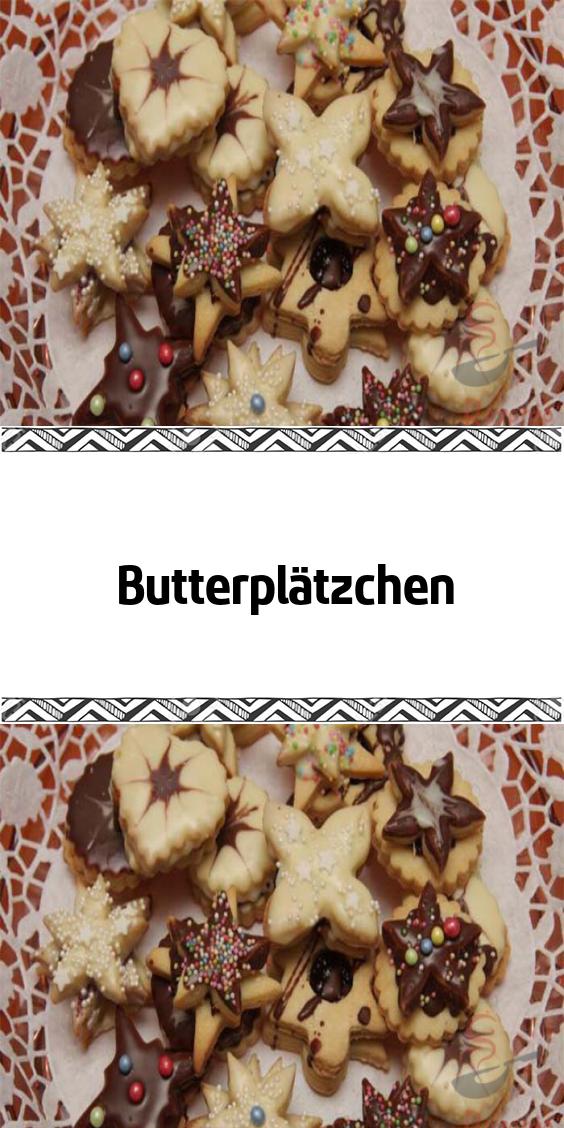 Photo of Butterkekse –  Butterkekse gehören zu den beliebtesten Weihnachtskeksen.  – #ai…