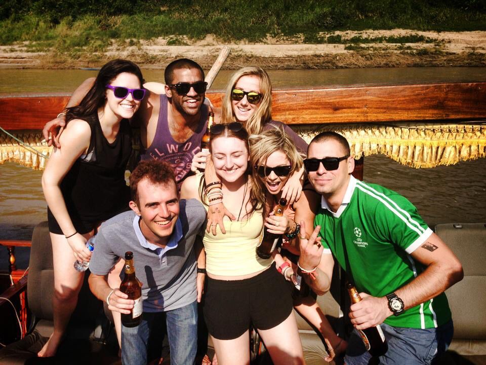 Boat party Thailand