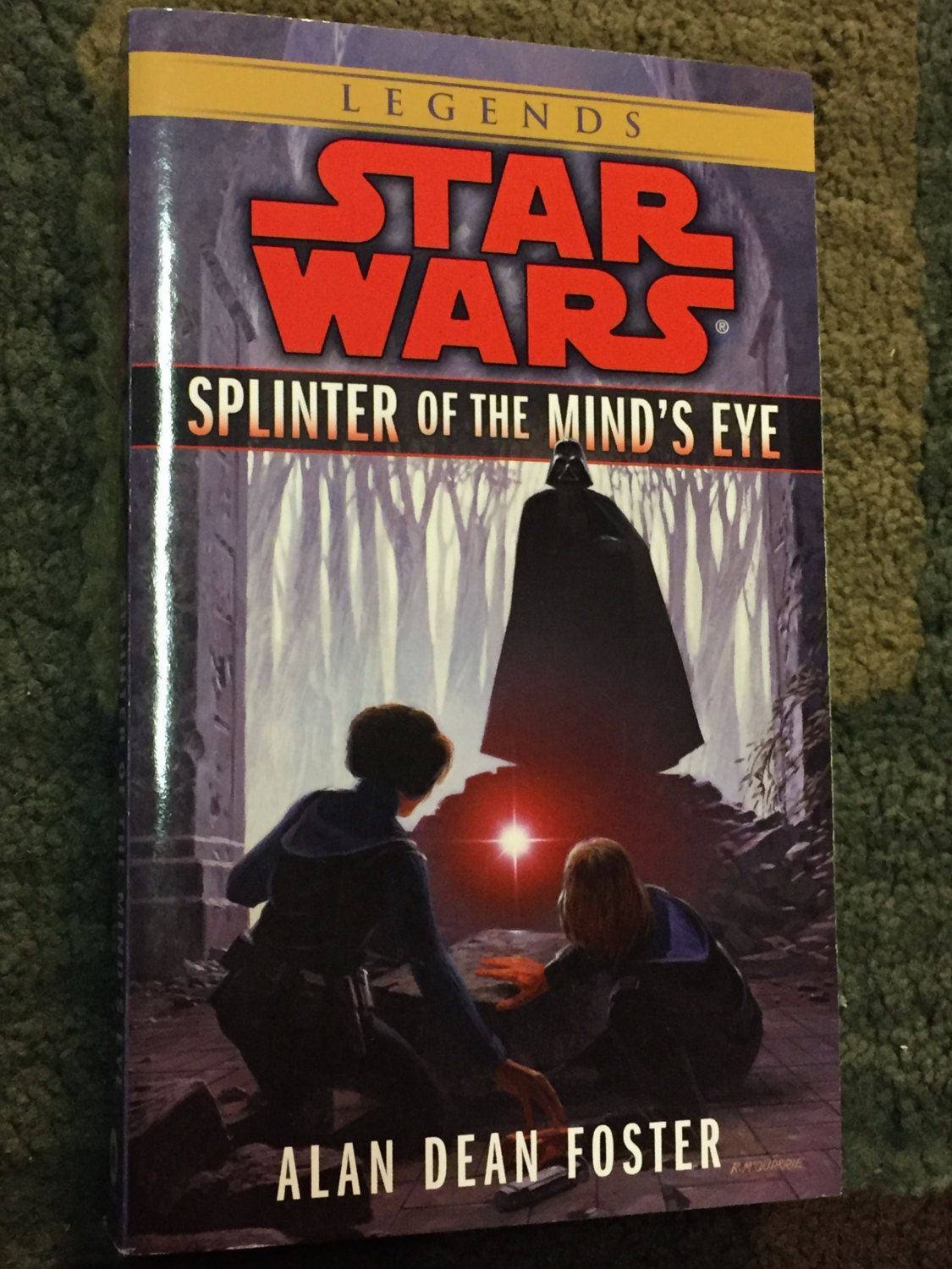 Splinter Of The Mind S Eye Paperback Legends Star Wars By