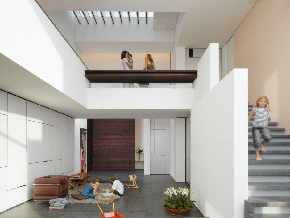 Innenarchitektur Brenner oberen berg house by brenner architects home