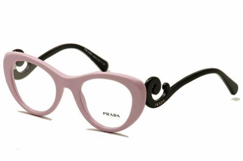 c7391ba35b1 ... france lyst prada pr 17ps nag0a4 havana spotted blue sunglasses brown  gradient lens prada pr06qv eyeglasses