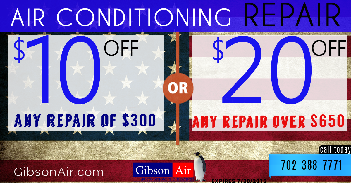 Hvac Coupons Las Vegas Air Conditioning Deals And Specials Ac