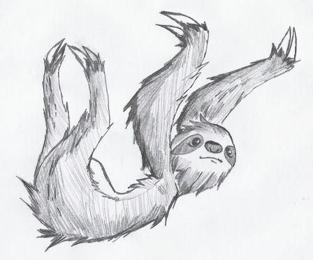 Sloth...   ▻Character design and Illustration◅   Pinterest ...