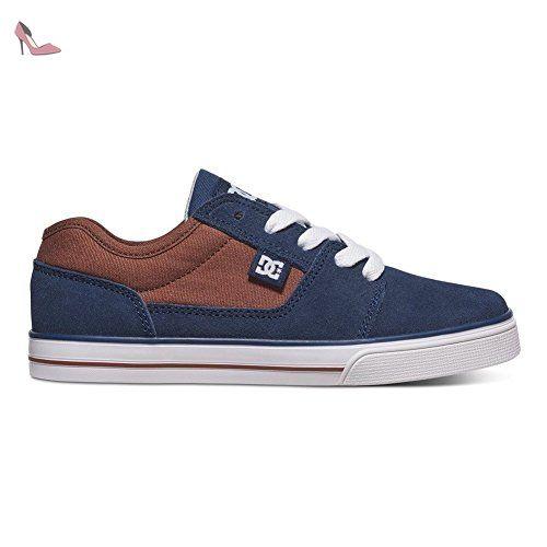 DC Shoes Heathrow - Shoes - Chaussures - Homme - US 10/UK 9/EU 43 - Noir UjR3zvwUE