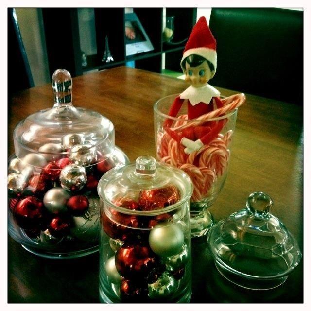 Our gorgeous Elf!