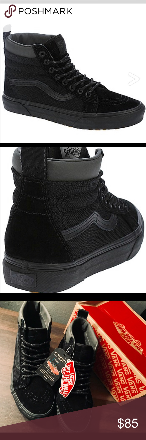 vans sk 8 hi mte 360 sneaker boot off the wall sneaker boots sneakers vans pinterest