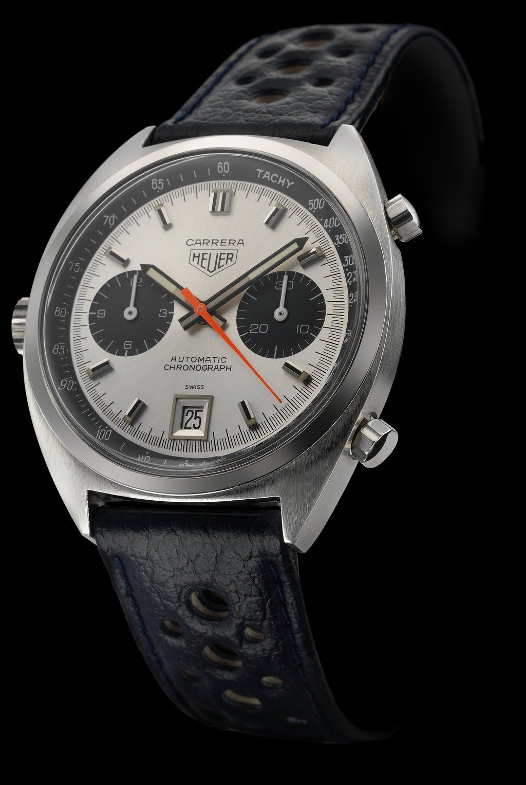 6750d0dc12d3 TAG Heuer Carrera 40th Anniversary Jack Heuer- Review