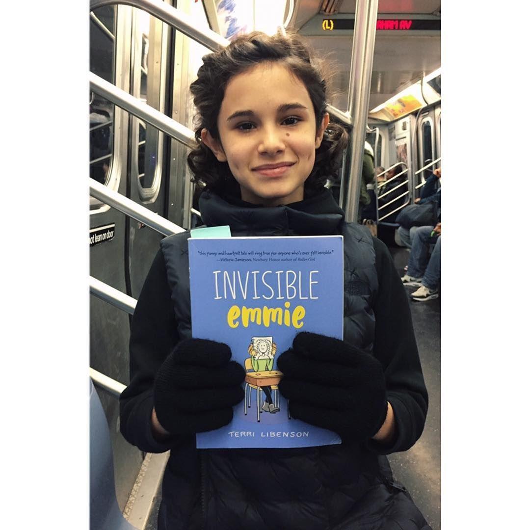 Invisible Emmie Terri Libenson Hardcover Books For Tweens