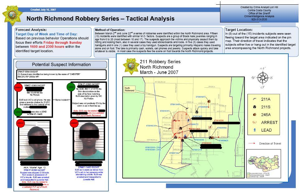 What do crime analysts do? crime intelligence analysis Pinterest