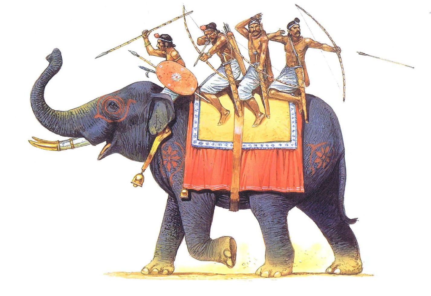 Carthaginian War Elephant - Deadliest Fiction Wiki - Write