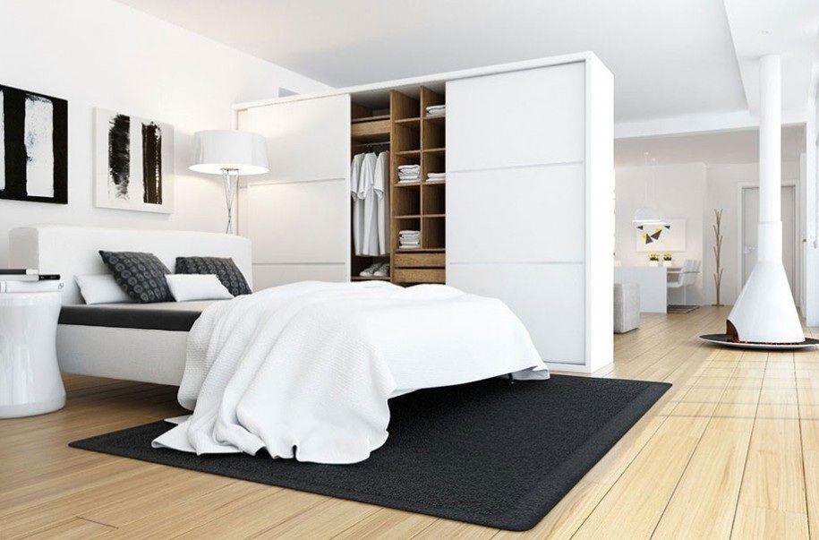 Modern Bedroom White room divider wardrobe | bedroom | pinterest | room, bedrooms and lofts