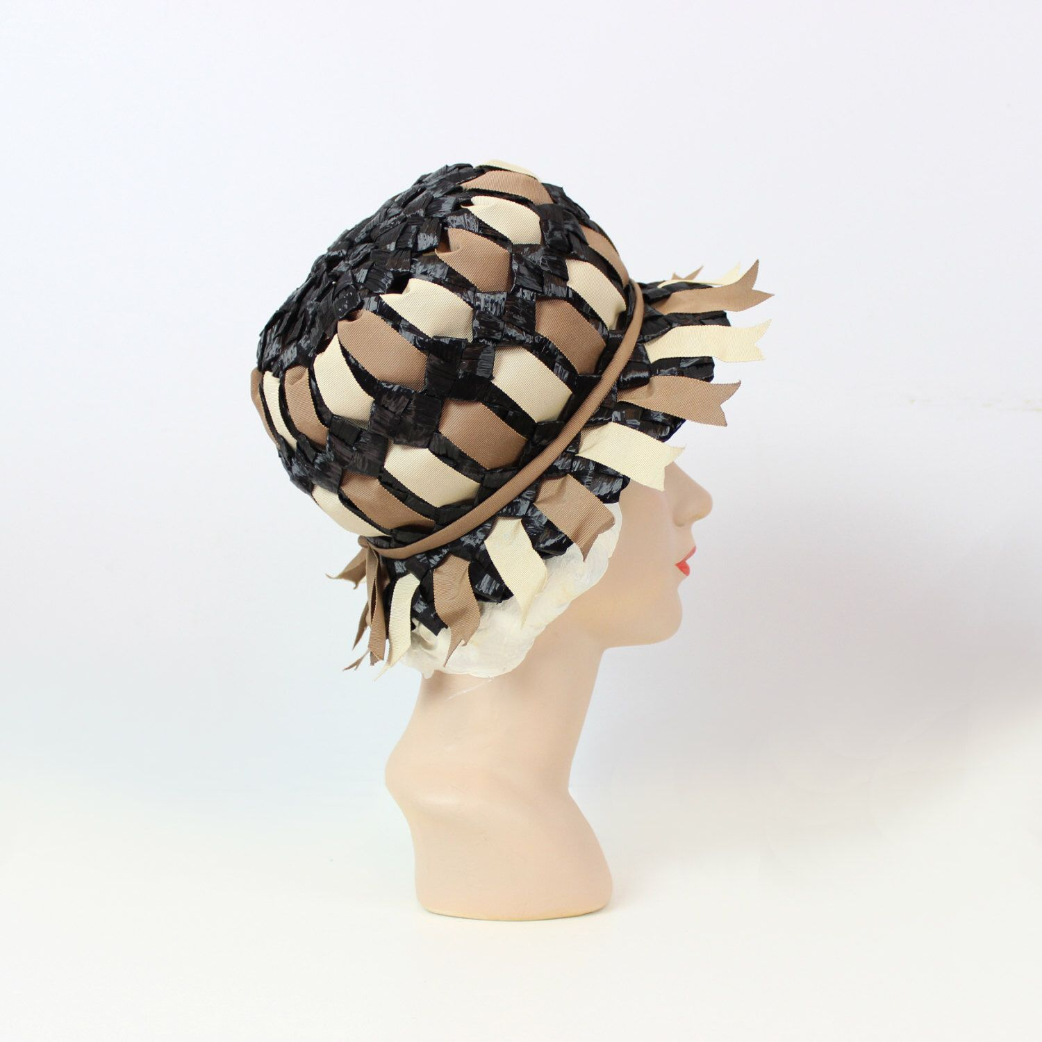 Pin On Aged And Vintage Ladies Hats Love