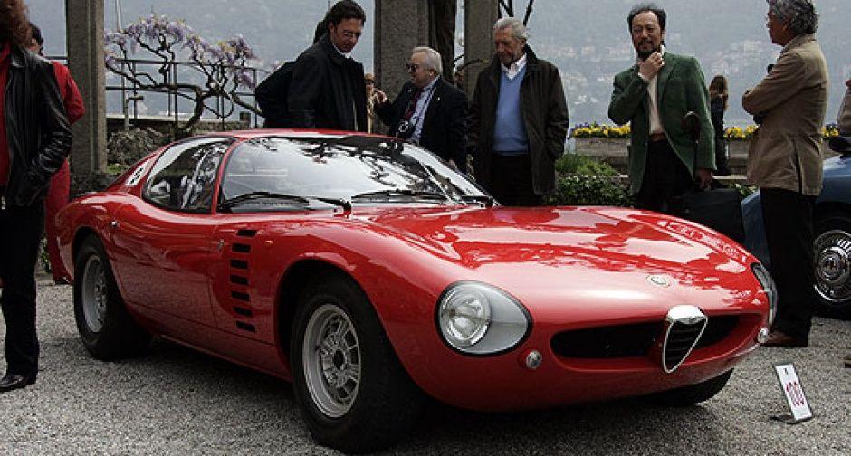 Classic Concepts 1964 Alfa Romeo Canguro Cool Sports Cars Alfa Cars Alfa Romeo