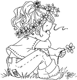 Easter Coloring Pages | 342x330