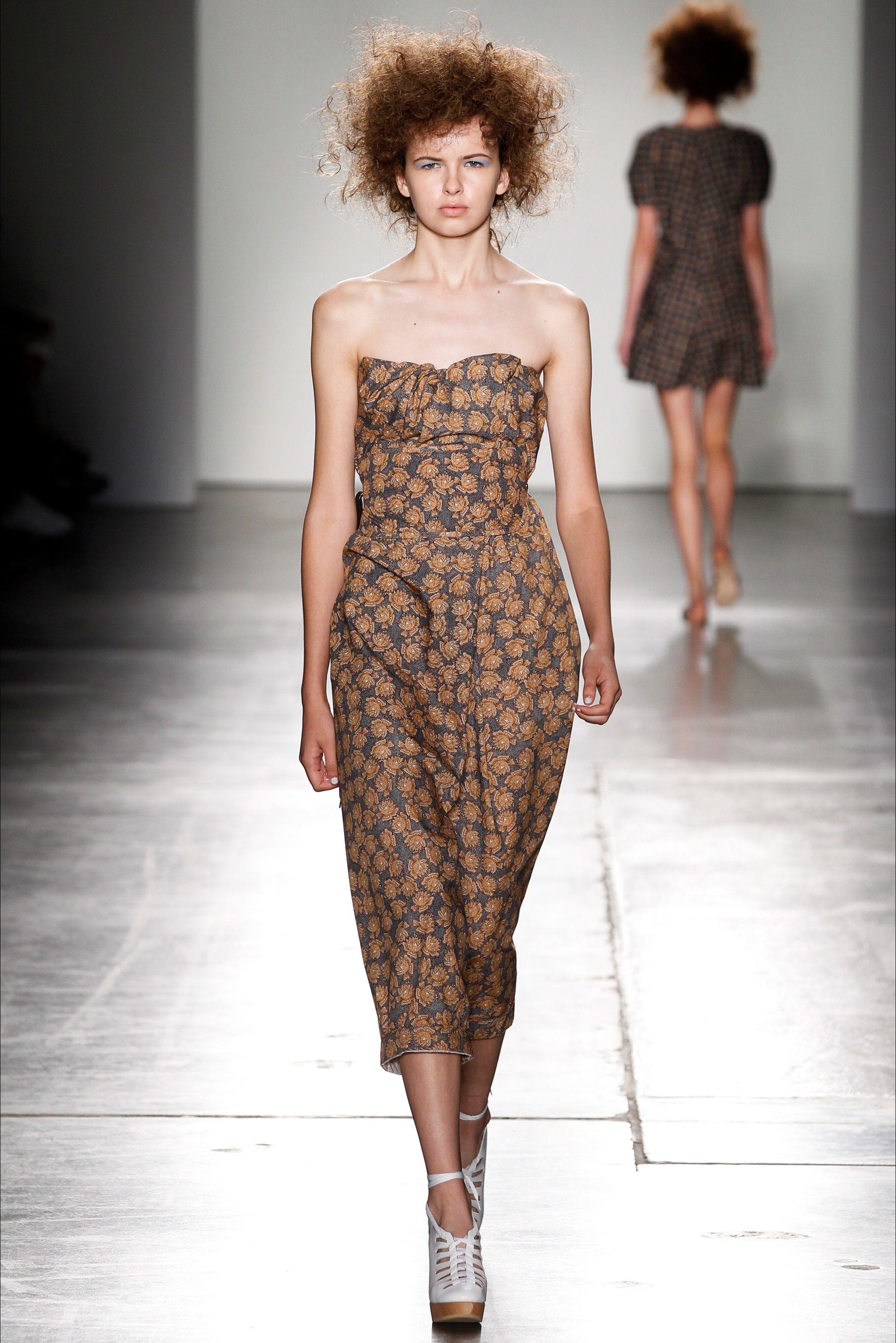Sfilata A Détacher New York - Collezioni Primavera Estate 2016 - Vogue