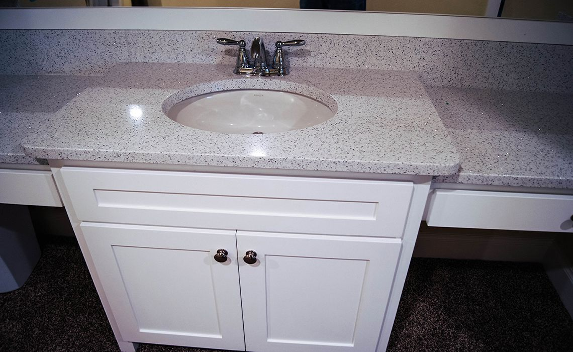 Whitney Quartz Cambria With A 3cm Eased Edge For Lexi 39 S Bathroom Vanity Home Decor