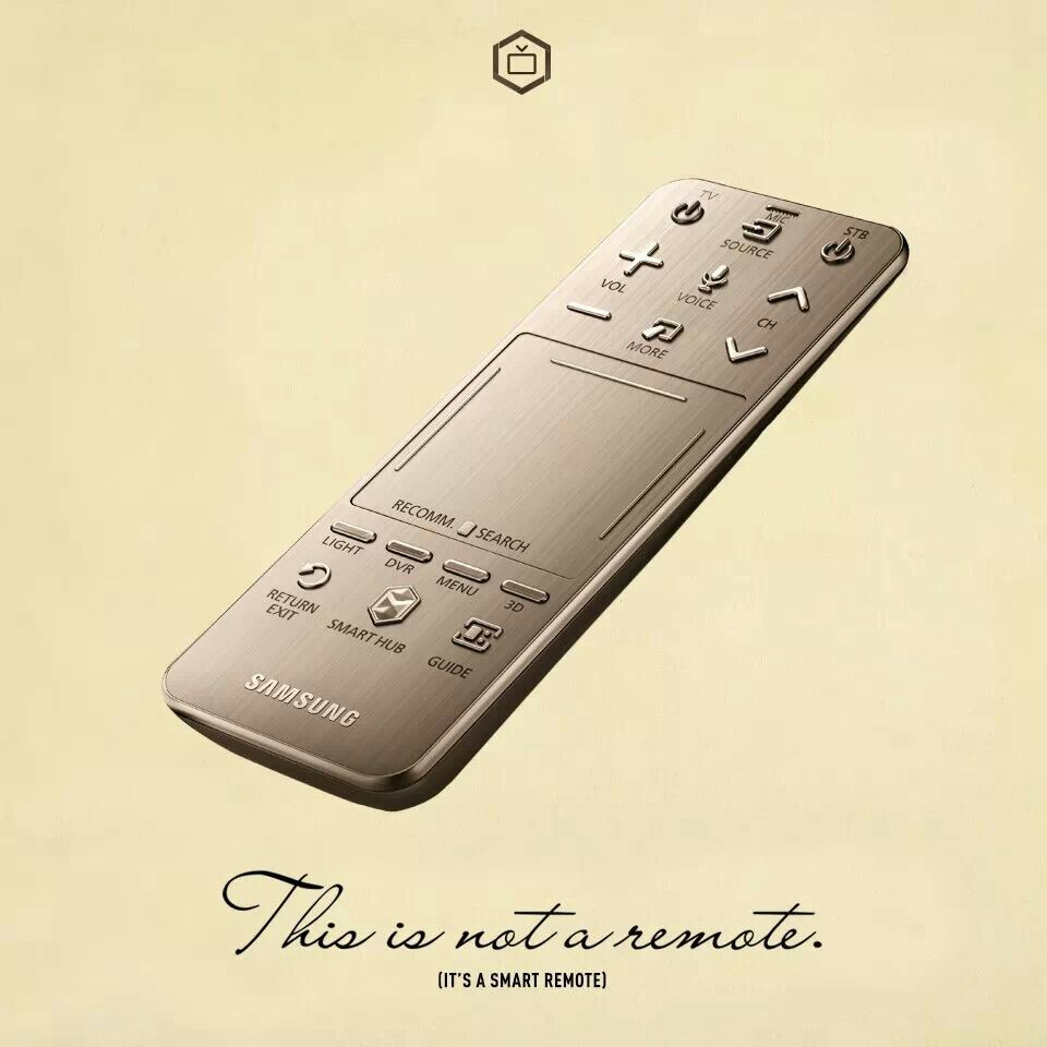#samsung smart remote