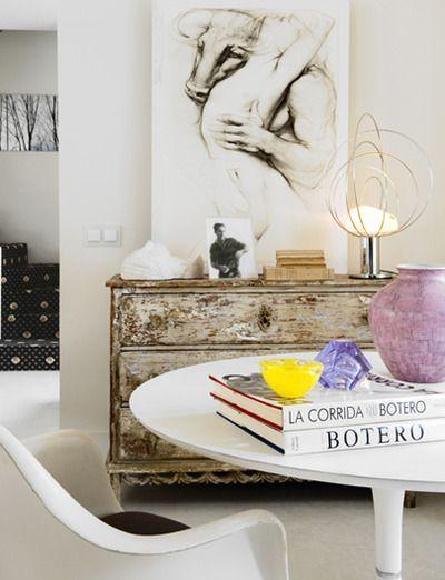 Un blog de decoración a mi manera...: María Lladó, con nombre y estilo propio.