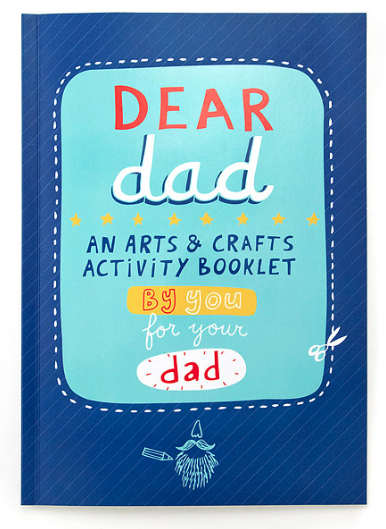 dear dad arts and crafts books