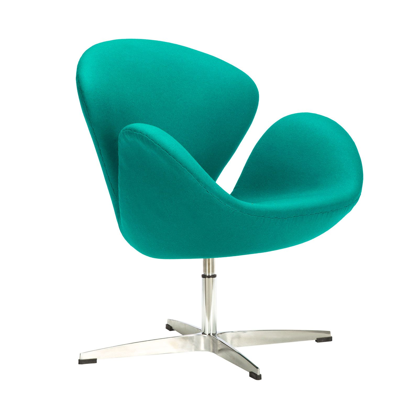 Inspired by mid-century modern furniture design principles ...