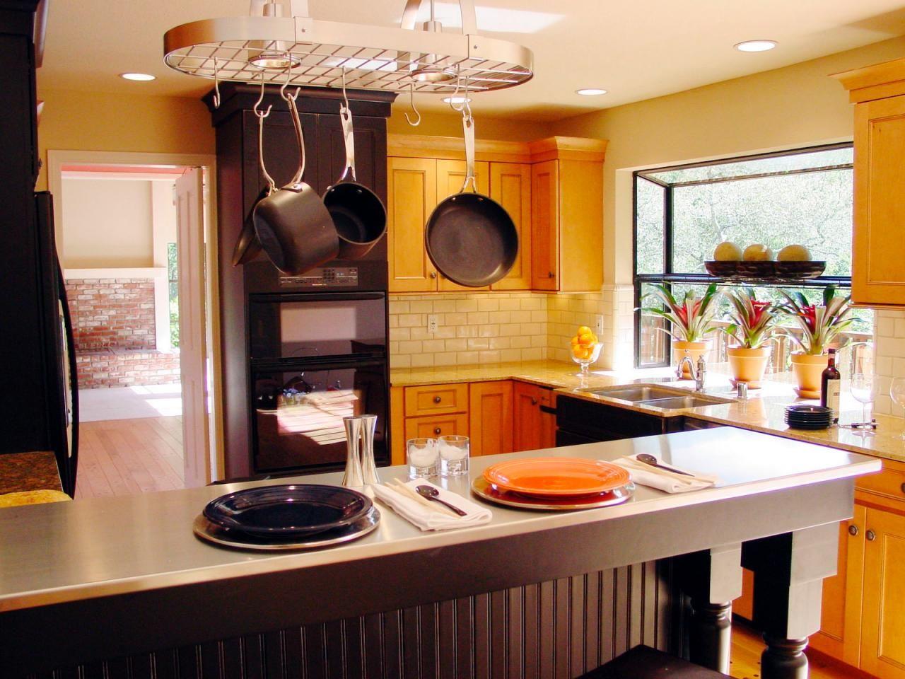 Yellow And Orange Kitchen Ideas Part - 35: Kitchen Ideas: Design Styles And Layout Options