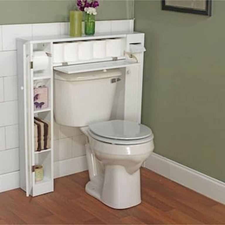 50 Clever And Creative Diy Bathroom Storage Organization Ideas